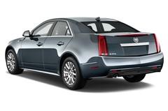 Cadillac CTS Elegance Limousine (2007 - 2013) 4 Türen seitlich hinten