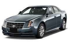 Cadillac CTS Elegance Limousine (2007 - 2013) 4 Türen seitlich vorne