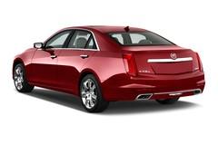 Cadillac CTS - Limousine (2013 - heute) 4 Türen seitlich hinten