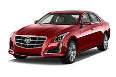 Cadillac CTS - Limousine (2013 - heute) 4 Türen seitlich vorne