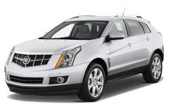 Cadillac SRX Elegance SUV (2009 - heute) 5 Türen seitlich vorne