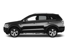Chevrolet Captiva LT SUV (2011 - heute) 5 Türen Seitenansicht
