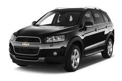 Chevrolet Captiva LT SUV (2011 - heute) 5 Türen seitlich vorne