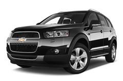 Chevrolet Captiva LT SUV (2011 - heute) 5 Türen seitlich vorne mit Felge