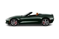 Chevrolet Corvette Stingray Cabrio (2013 - heute) 2 Türen Seitenansicht