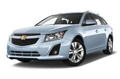 Chevrolet Cruze LTZ Kombi (2012 - 2016) 5 Türen seitlich vorne mit Felge