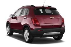 Chevrolet Trax LT+ SUV (2013 - heute) 5 Türen seitlich hinten