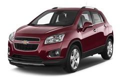 Chevrolet Trax LT+ SUV (2013 - heute) 5 Türen seitlich vorne