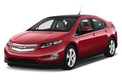 Chevrolet Volt - Limousine (2010 - heute) 4 Türen seitlich vorne