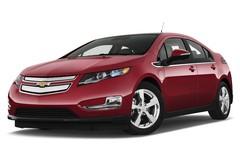Chevrolet Volt - Limousine (2010 - heute) 4 Türen seitlich vorne mit Felge