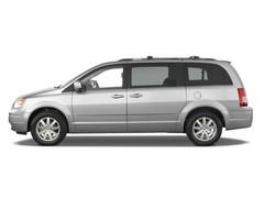 Chrysler Voyager Touring Van (2008 - heute) 5 Türen Seitenansicht
