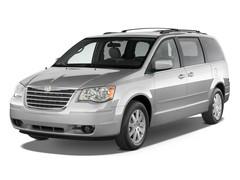 Chrysler Voyager Touring Van (2008 - heute) 5 Türen seitlich vorne