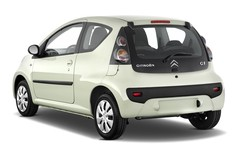 Citroen C1 C-Chic Kleinwagen (2005 - 2014) 3 Türen seitlich hinten