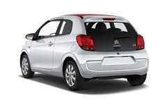 Citroen C1 Airscape Feel Kleinwagen (2014 - heute) 3 Türen seitlich hinten