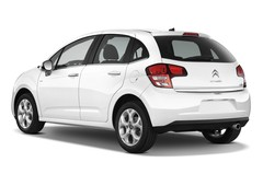 Citroen C3 Exclusive Kleinwagen (2009 - 2016) 5 Türen seitlich hinten