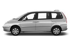 Citroen C8 SX Van (2002 - 2014) 5 Türen Seitenansicht