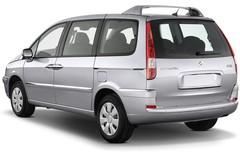 Citroen C8 SX Van (2002 - 2014) 5 Türen seitlich hinten