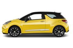 Citroen DS3 SportChic Kleinwagen (2009 - heute) 3 Türen Seitenansicht