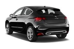 Citroen DS4 Sport Chic Kompaktklasse (2011 - heute) 5 Türen seitlich hinten