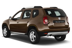 Dacia Duster Prestige SUV (2010 - heute) 5 Türen seitlich hinten