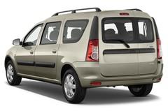 Dacia Logan Laureate Kombi (2006 - 2013) 5 Türen seitlich hinten