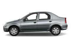 Dacia Logan AMBIANCE Limousine (2004 - 2013) 4 Türen Seitenansicht
