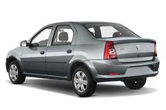 Dacia Logan AMBIANCE Limousine (2004 - 2013) 4 Türen seitlich hinten
