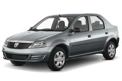 Dacia Logan AMBIANCE Limousine (2004 - 2013) 4 Türen seitlich vorne