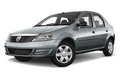 Dacia Logan AMBIANCE Limousine (2004 - 2013) 4 Türen seitlich vorne mit Felge