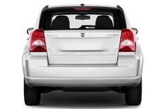 Dodge Caliber SXT Kompaktklasse (2006 - 2011) 5 Türen Heckansicht