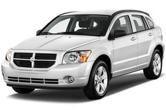 Dodge Caliber SXT Kompaktklasse (2006 - 2011) 5 Türen seitlich vorne
