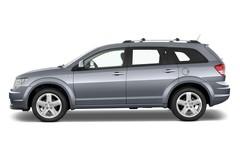 Dodge Journey RT SUV (2008 - heute) 5 Türen Seitenansicht