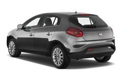 Fiat Bravo Active Kompaktklasse (2007 - 2014) 5 Türen seitlich hinten