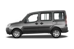 Fiat Doblo Dynamic Transporter (2001 - 2010) 5 Türen Seitenansicht