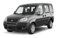 Fiat Doblo Dynamic Transporter (2001 - 2010) 5 Türen seitlich vorne
