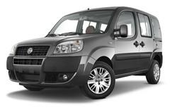 Fiat Doblo Dynamic Transporter (2001 - 2010) 5 Türen seitlich vorne mit Felge