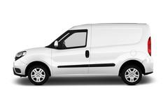 Fiat Doblo Basis Transporter (2010 - heute) 4 Türen Seitenansicht