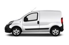 Fiat Fiorino Basis Transporter (2008 - heute) 4 Türen Seitenansicht