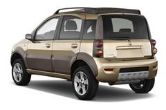 Fiat Panda Cross Kleinwagen (2003 - 2012) 5 Türen seitlich hinten