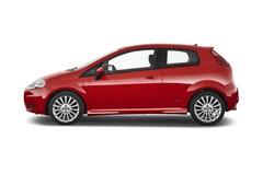 Fiat Punto - Kleinwagen (2005 - heute) 3 Türen Seitenansicht