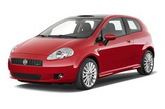 Fiat Punto - Kleinwagen (2005 - heute) 3 Türen seitlich vorne