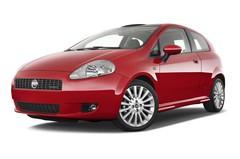Fiat Punto - Kleinwagen (2005 - heute) 3 Türen seitlich vorne mit Felge