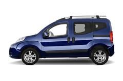 Fiat Qubo Dynamic Van (2008 - heute) 5 Türen Seitenansicht