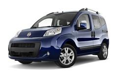 Fiat Qubo Dynamic Van (2008 - heute) 5 Türen seitlich vorne mit Felge