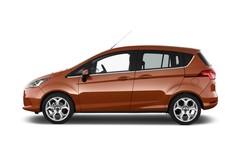 Ford B-Max Titanium Van (2012 - heute) 5 Türen Seitenansicht