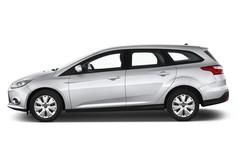 Ford Focus Trend Kombi (2010 - heute) 5 Türen Seitenansicht