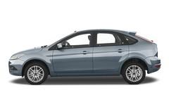 Ford Focus Ghia Limousine (2004 - 2010) 5 Türen Seitenansicht