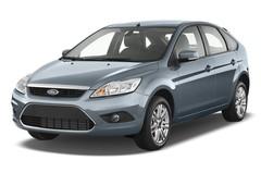Ford Focus Ghia Limousine (2004 - 2010) 5 Türen seitlich vorne