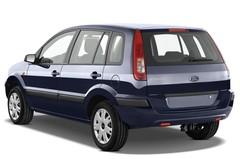 Ford Fusion Style Kleinwagen (2002 - 2012) 5 Türen seitlich hinten