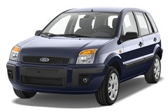 Ford Fusion Style Kleinwagen (2002 - 2012) 5 Türen seitlich vorne